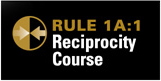 Reciprocity Course