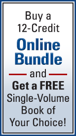 Free Book with 12-Credit Bundle