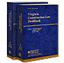 Virginia Construction Law Deskbook book