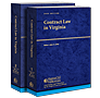 Contract Law in Virginia  law book