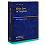 Elder Law in Virginia law book