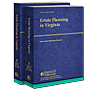 Estate Planning in Virginia law book