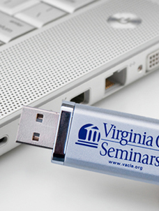 USB Flash Drive Video Seminars