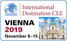 International CLE 2019: Vienna