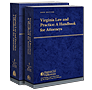 Virginia Law and Practice: A Handbook for Attorneys law book
