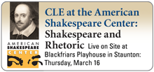 CLE Experience Shakespeare